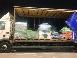 הברחת 5 טון ירקות פיצוח4