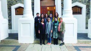 משלחת דיאלוג נשים בשרום אפריקה