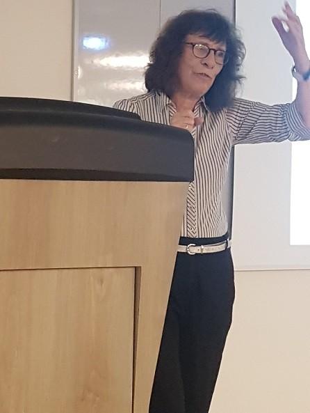 פרופסור רחל אלתרמן - מדברת על מים מותפלים