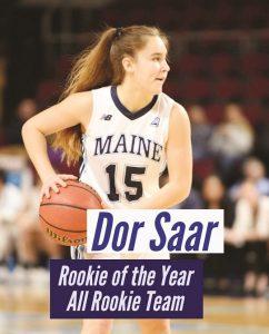 Dor Saar Rookie of the Year 2018