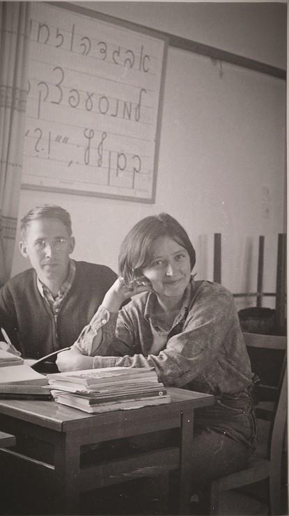 איבן ומגדלנה באולפן