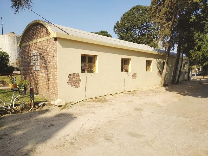בית הסנדלריה בכפר מסריק