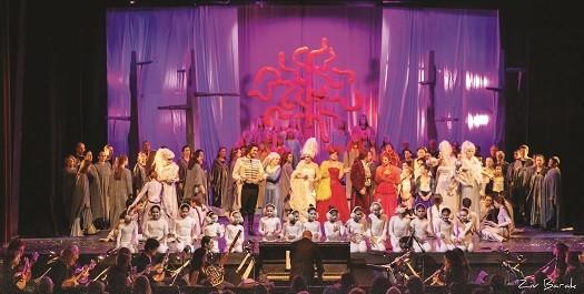 חליל הקסם האופרה הישראלית מגידו