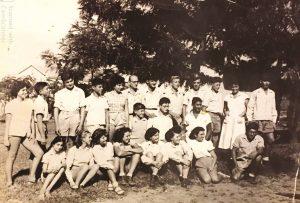 קבוצת תומר בקיבוץ גן שמואל
