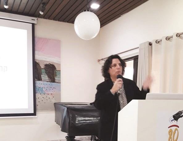 איילת רייטן פרס קרן קיבוץ 2019