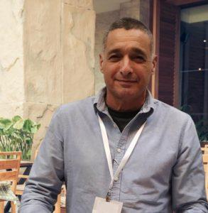 מנכל ארגון מגדלי הפירות בישראל ירון בלחסן