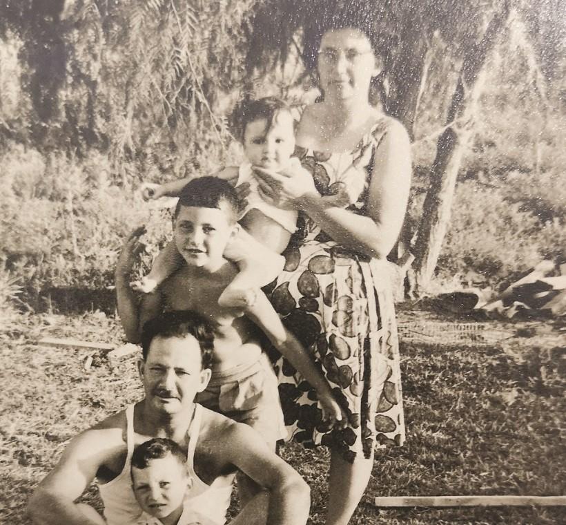 משפחת יעקבא ניר בנים