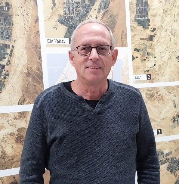 אילון גדיאל מנהל מופ ערבה תיכונה