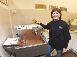 שרינה שוקולד מיזם קולינרי