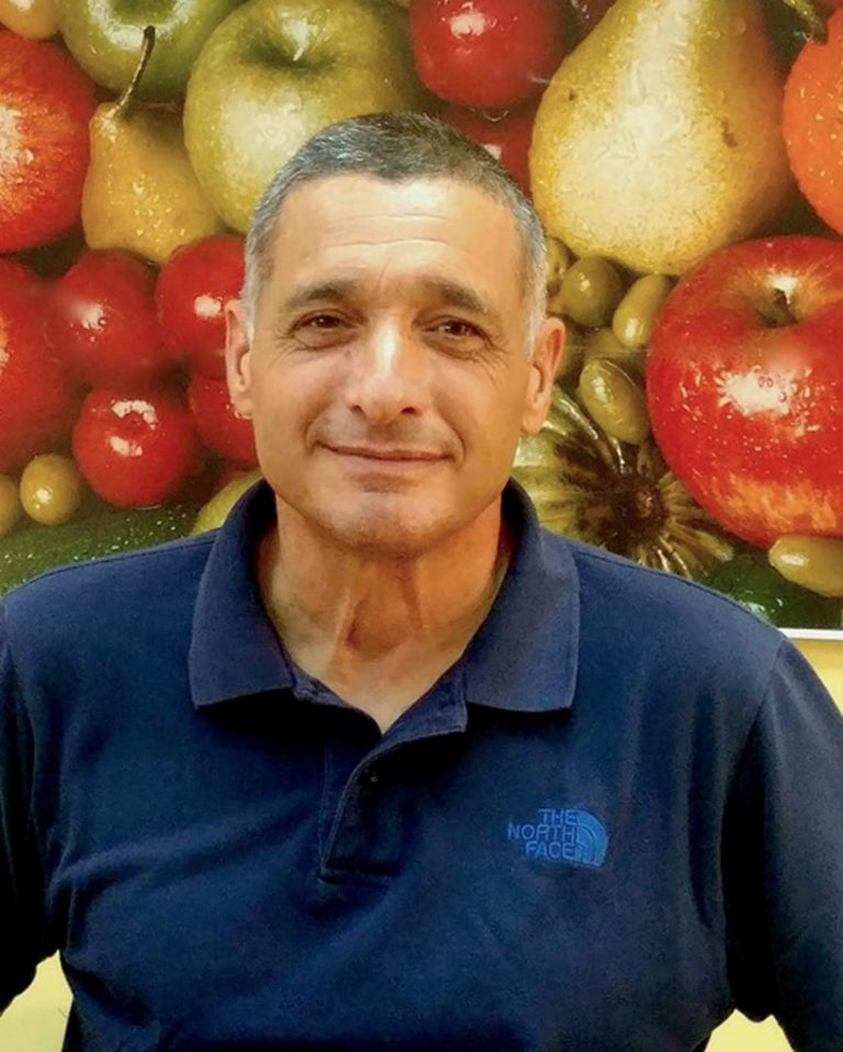 ירון בלחסן מנכל ארגון מגדלי הפרות בישראל צילום ארגון מגדלי הפירות