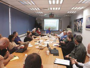 ישיבת מועצת התנועה הקיבוצית