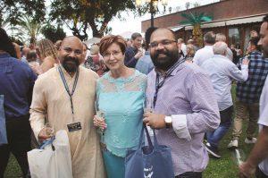 מפגש עם מגדלים מהודו