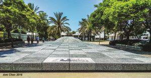 אנדרטת הגולות לזכר הילדים שנספו בשואה בקרית שרת חולון