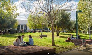המכללה האקמית תל חי צילום יחסי ציבור