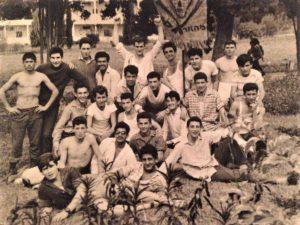 תלמידים במקווה ישראל