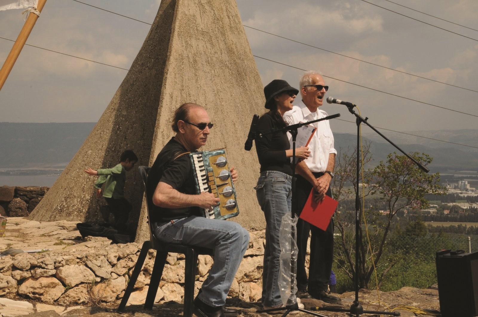 2011 קיבוץ בית אלפא חוגג בביתניה 90 שנה להיוסדו