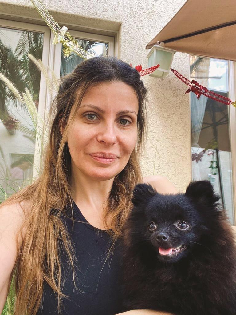ענבל גבאי אני מטפחת את חיות המחמד