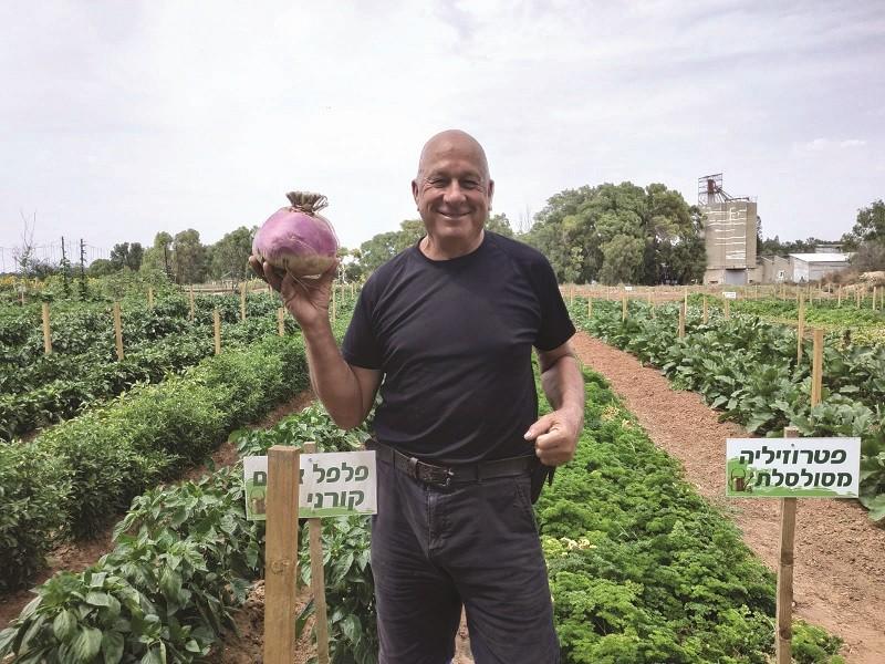 יהודה סטליק מרשפון אוהב חקלאות מילדות