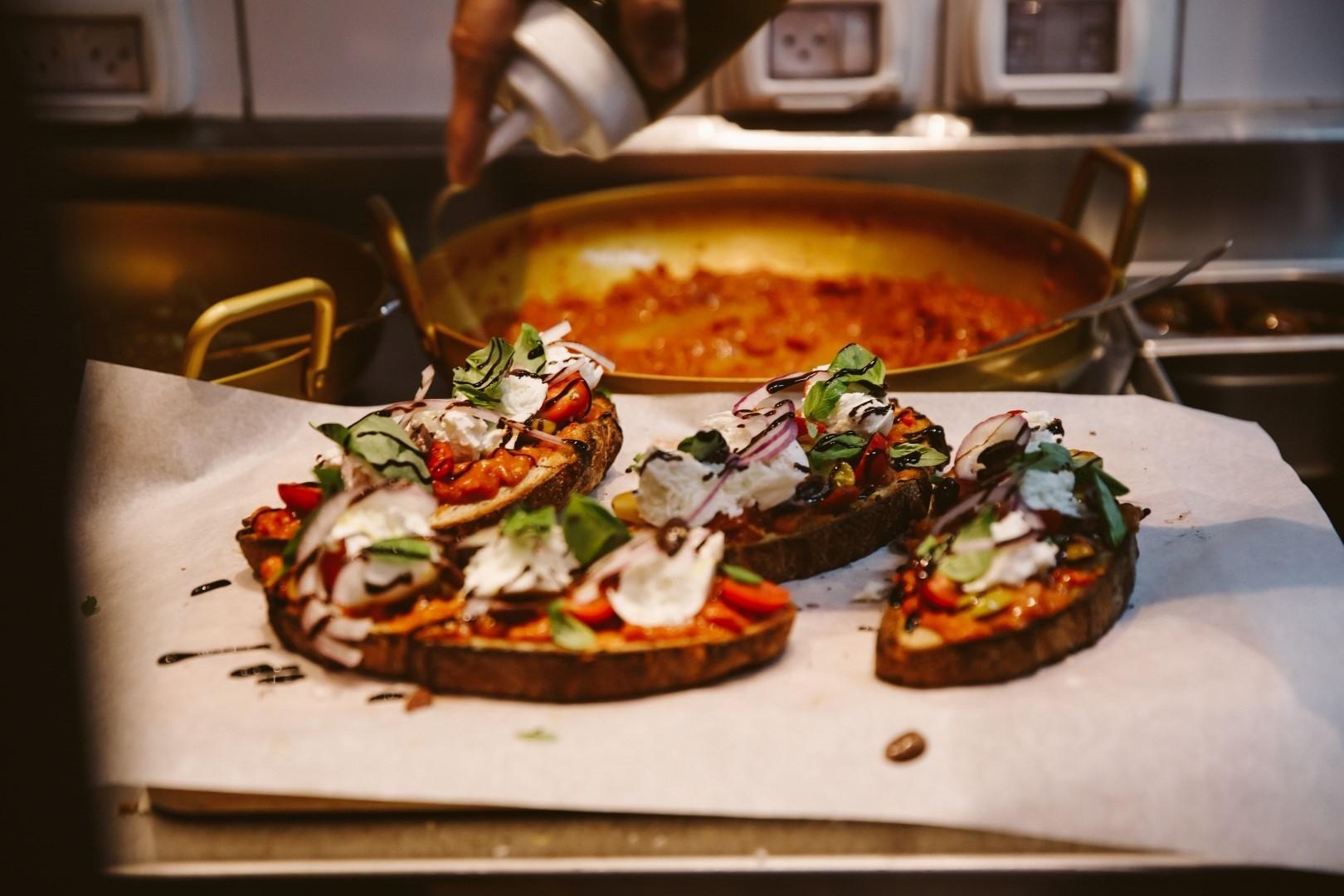 לשכת התיירות של איטליה בישראל מציגה את שבוע האוכל האיטלקי 2019 צילום בר