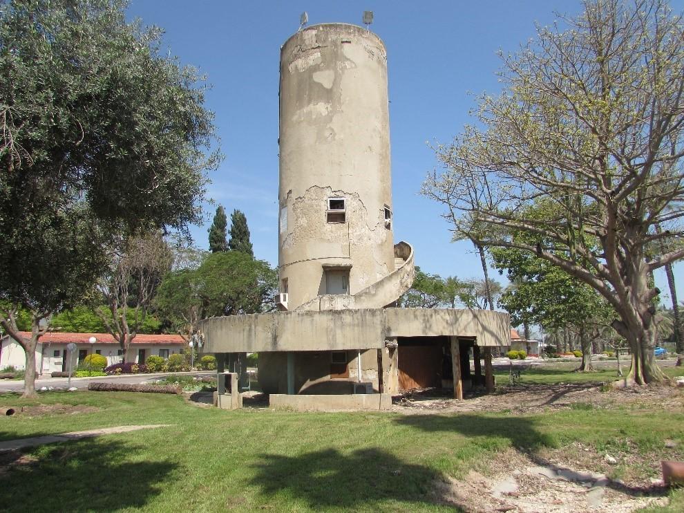 מגדל מים דגניה