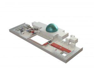 מערכת אגירת קור במפעל מדינול של נוסטרומו