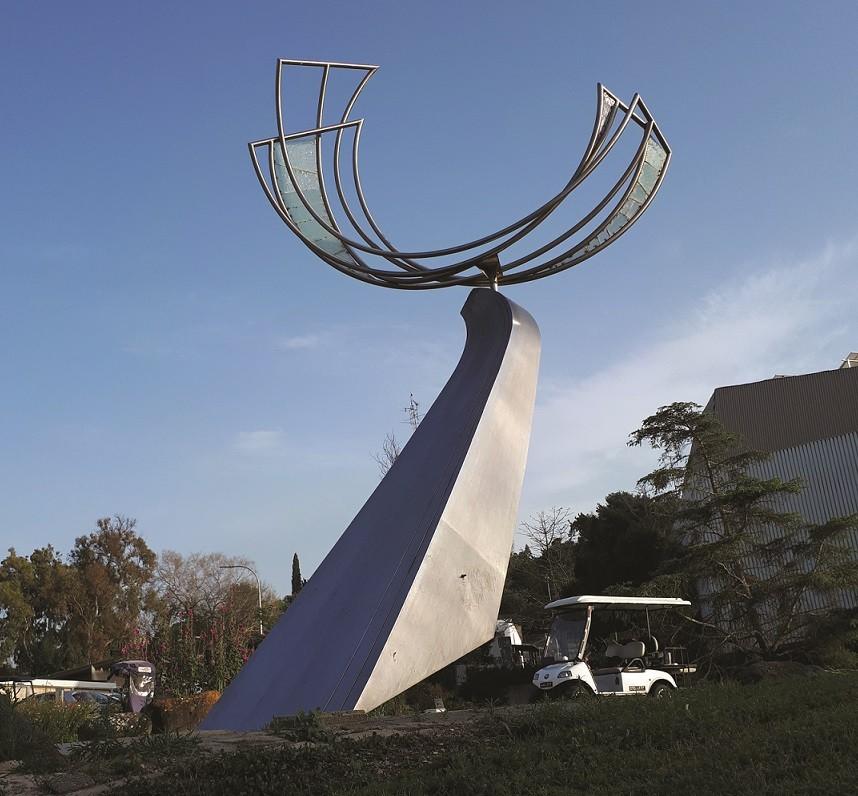 הפסל 50 שנה להזורע 1986 1