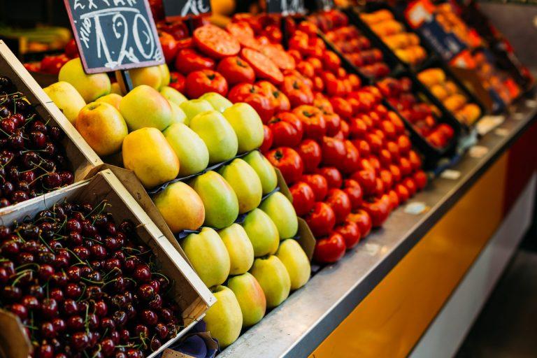 פירות ירקות ישראל