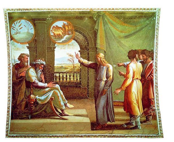 פתרון החלום של פרעה