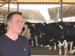 איציק שניידר מנכל מועצת החלב