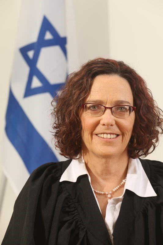השופטת עירית כהן אתר בית המשפט