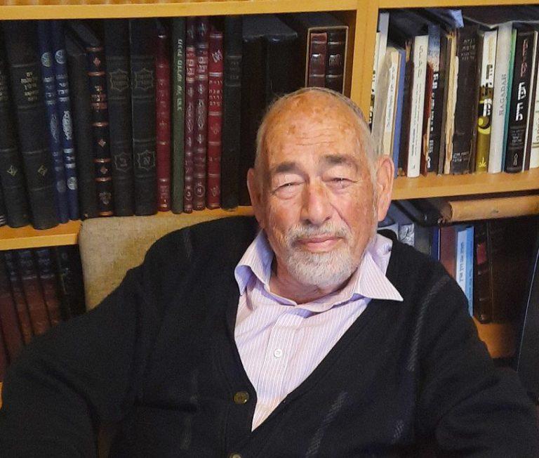 פרופסור הרב אליעזר גולדשמידט