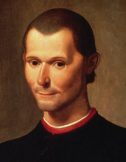 Santi di Tito Niccolo Machiavellis portrait headcrop