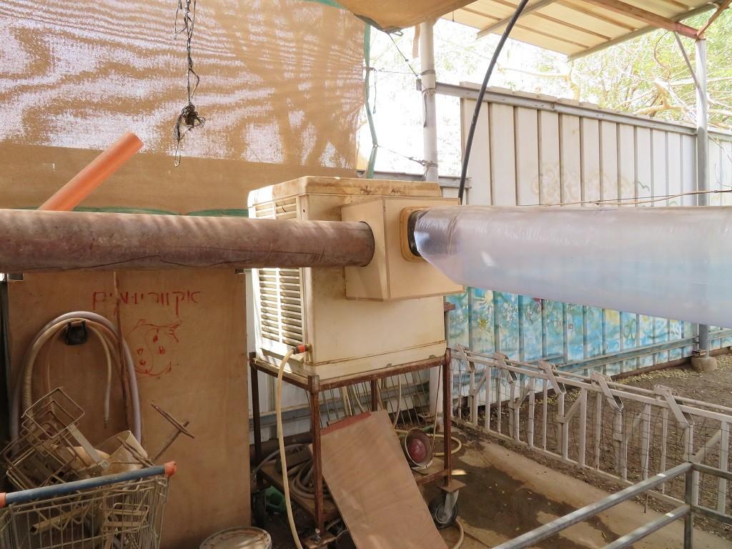 המצנן – דסרט קולר שמשלב אוורור צינון עם תוספת לחות