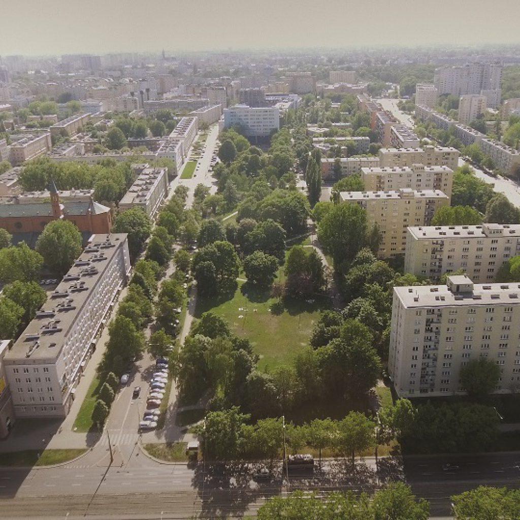 רובע מורנוב ורשה 2021