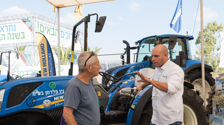חברות טרקטורים לחקלאות