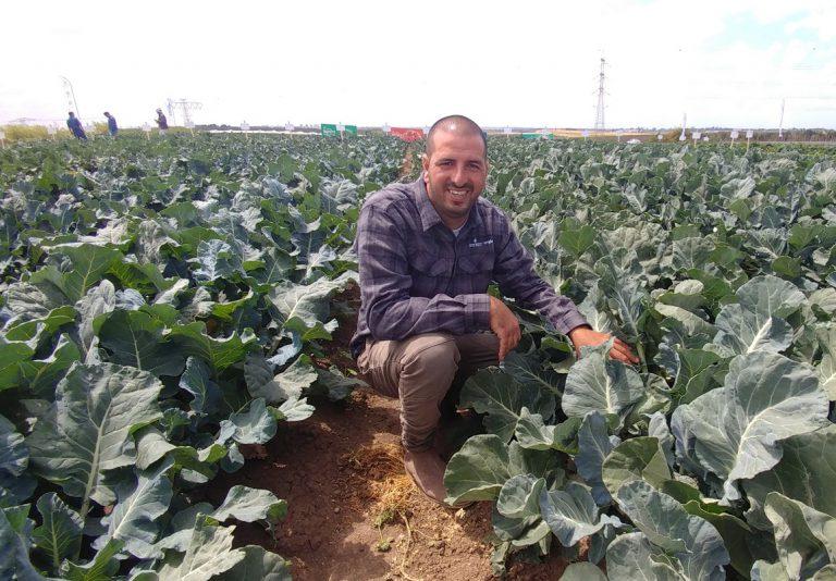 סיפורה של ישראל וחקלאיה