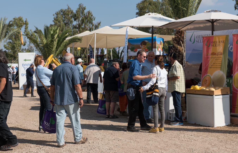 תערוכה חקלאית בצפון ישראל