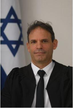 השופט רן ארנון