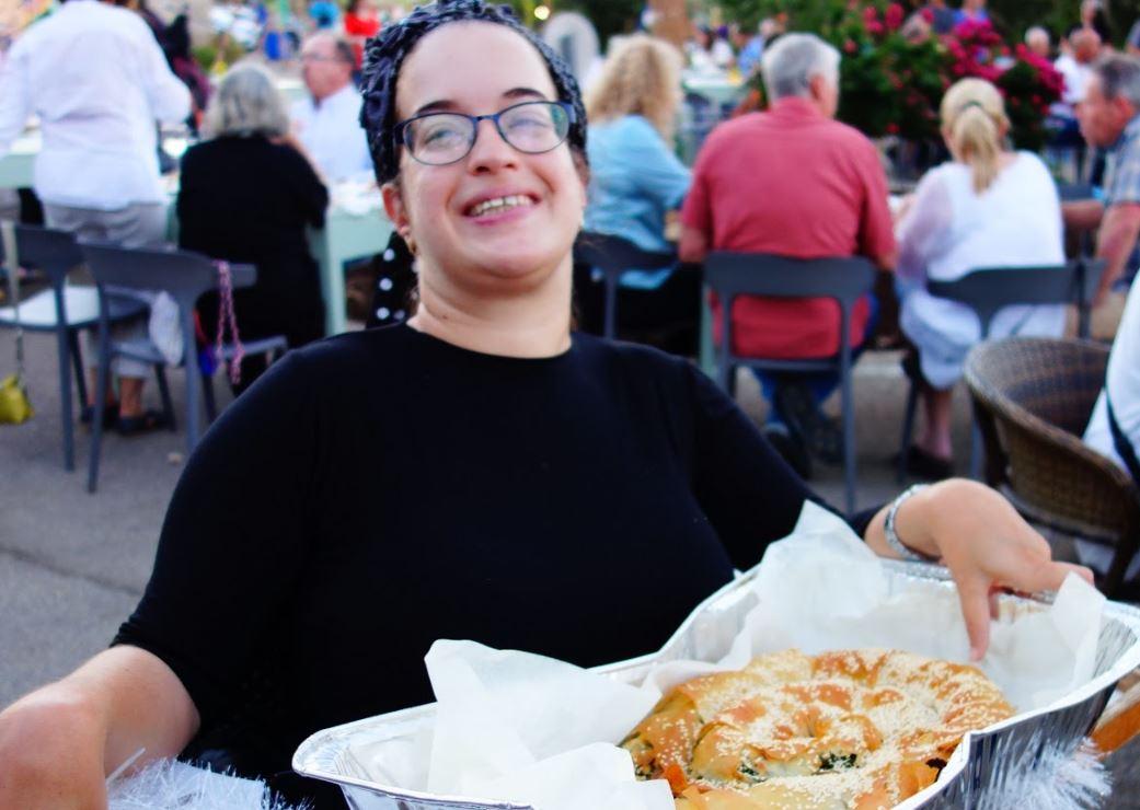 פסטיבל האוכל הכפרי במטה יהודה