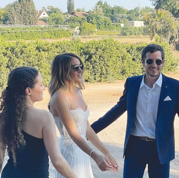 צילומי חתונה גלעד שליט