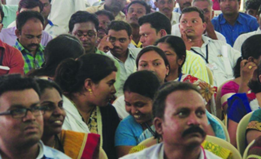 ישיבת מושב בהודו