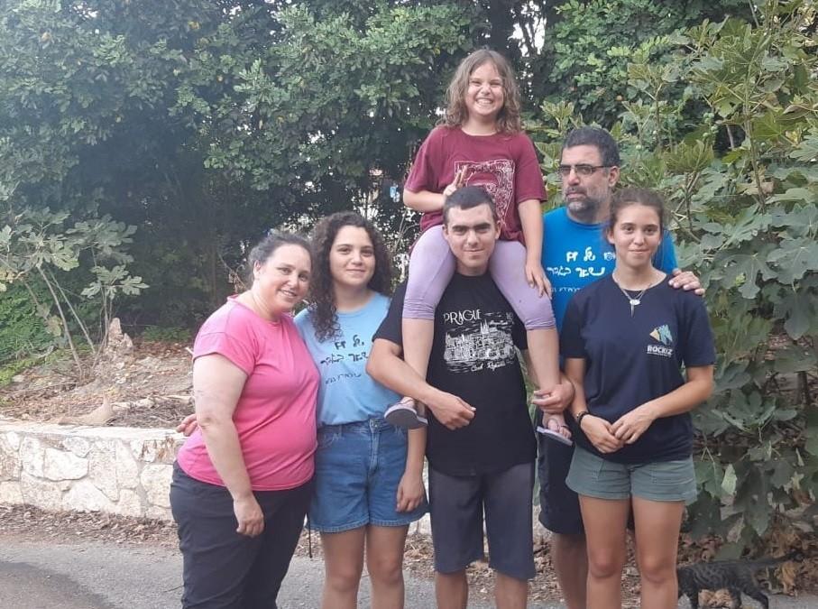 משפחת ליפשיץ צילום יוגב מונטקיו