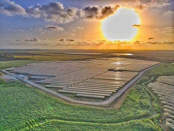 פרויקט זרחיה אנרגיה סולארית חברת סולגרין