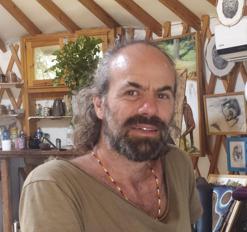 רועי שנער - כפר האמנים במושב אניעם