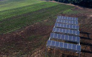 שימוש בקרקעות חקלאיות לייצור אנרגיה
