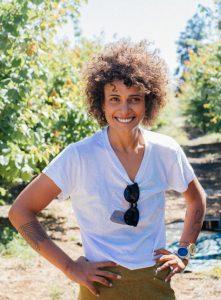 נשים בחקלאות לבנת חן
