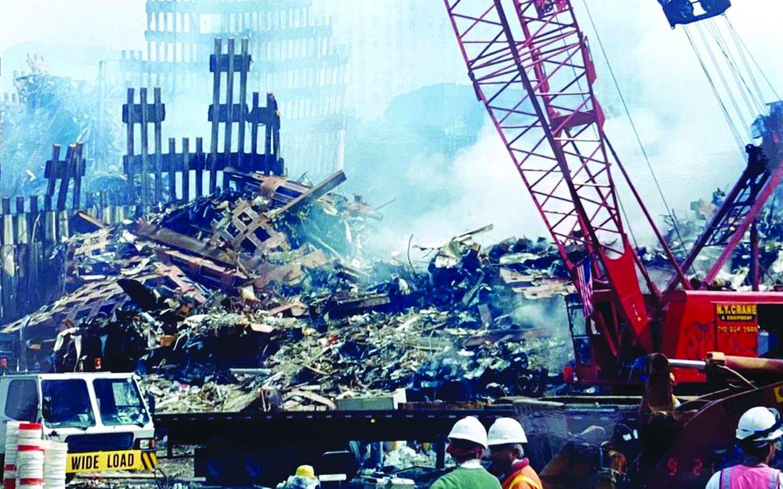 20 שנה לאסון התאומים