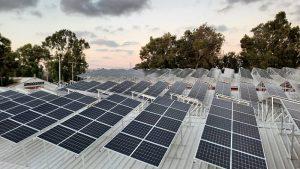 השימוש באנרגיה סולארית